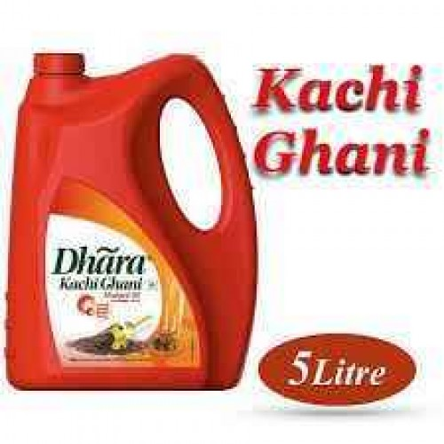 Dhara Mustered oil