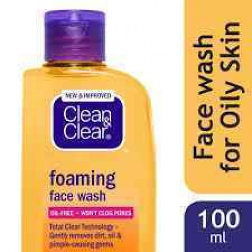 Cleans&Clear Face Wash